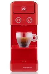illy kávovar na kapsle Y3.3 - červená