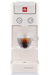 illy kávovar na kapsle Y3.3 - bílá