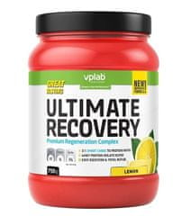 VPLAB Ultimate Recovery regeneracijski napitek, limona, 750 g