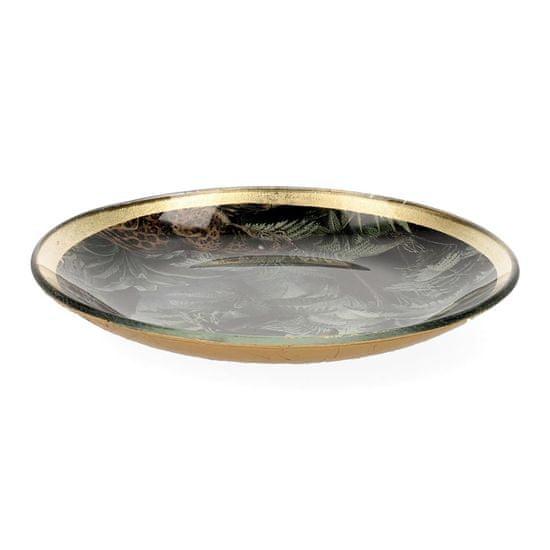 shumee RIO mini dekorativni pladenj okrogle 15 cm