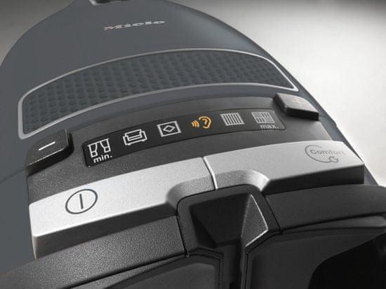 Miele vreckový vysávač C3 Select sivý