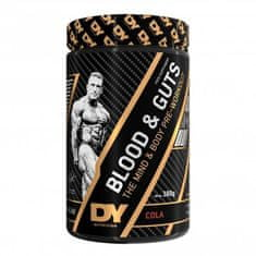 DY Nutritions Blood & Guts Pre Workout, Cola, 380 g