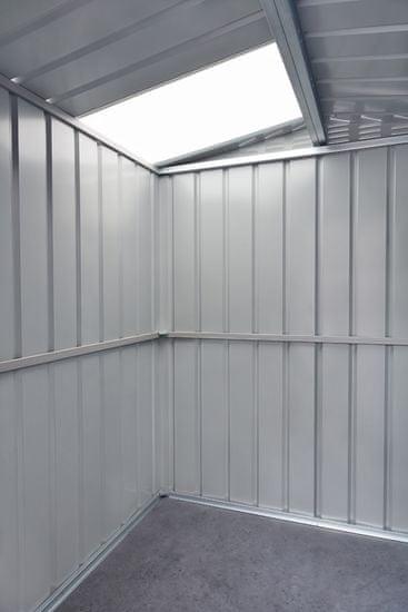 Globel domček GLOBEL 108 ANTRACIT so strešným oknom
