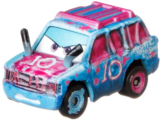 Mattel Cars Mini 10 pack