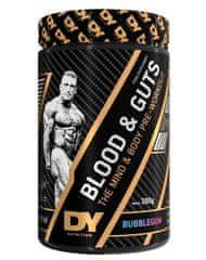 DY Nutritions Blood & Guts Pre Workout, Bubble Gum, 380 g
