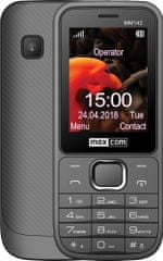 MaxCom MM 142 šedý
