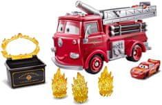 Mattel zestaw do gry Auta Color Changers Czerwony