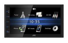 JVC KW-M25BT 2 Din Bluetooth autórádió