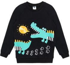 Garnamama Md97522_fm1 pulover za dječake, 86, crni