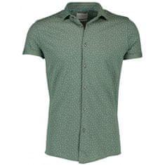Cast Iron košeľa zelená M