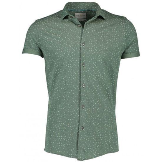 Cast Iron košeľa zelená