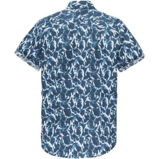 Cast Iron košeľa modrá