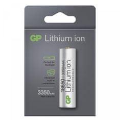 GP polnilna baterija, 18650, 3350 mAh, PCM, litij-ionska