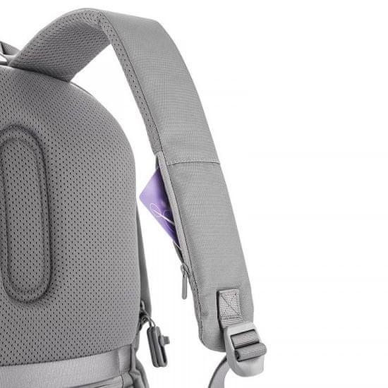 XD Design Biztonsági hátizsák Bobby Soft P705.792, szürke
