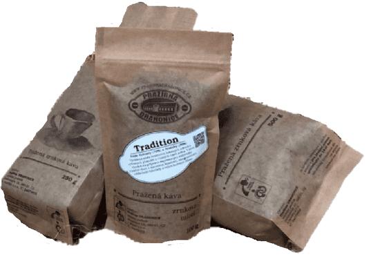 Pražírna Drahonice Caffé Senza - bezkofeinová
