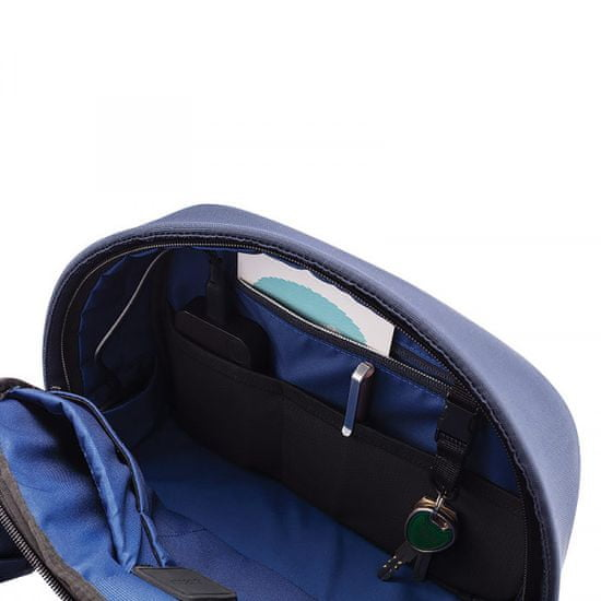 XD Design Biztonsági hátizsák a vállon keresztül Bobby Sling P705.785, navy