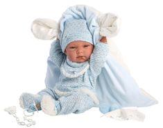 Llorens New Born chlapeček 73859