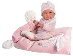 Llorens New Born punčka 73860