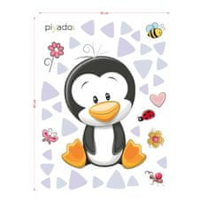 PixadoArt Malý tučňák a kamarádi