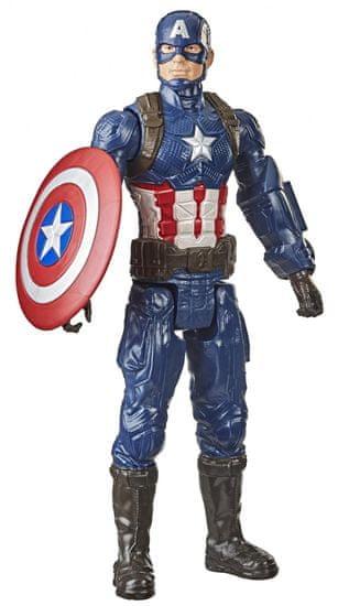Avengers figurka Titan Hero Kapitan Ameryka 30cm