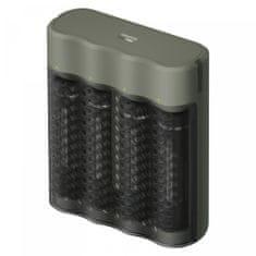 GP Punjač baterija Speed M451 + Pro punjive baterije, 4 x AA