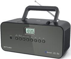 Muse M-22 BT prenosni radio, CD, Bluetooth, črn