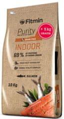 Fitmin cat Purity Indoor - 10 kg + 1 kg