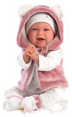 Llorens New Born punčka 74070