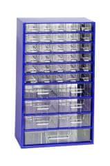 Mars Svratka, a.s. Organizator za orodje / omarica za orodje 30XA, 6XB, 1XC - 6765 modra