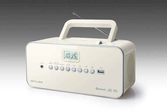 Muse M-30BT rádiós magnó
