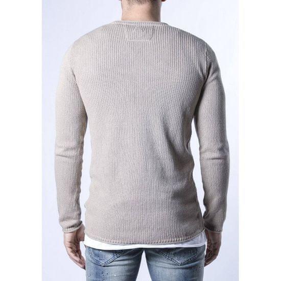 Chasin'  Basal sveter béžová