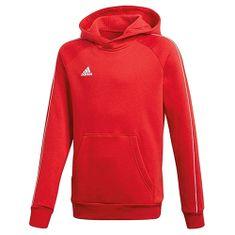 Adidas BLUZA Z KAPTUREM CORE18 Y PUDROWA / BIAŁA | 128, Crowley Pique Shirt