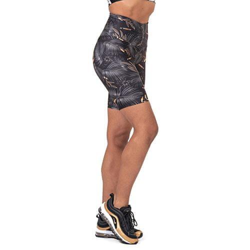 Nebbia Biker kratke hlače Active Black, Bik kratke hlače Active Black   5693630   vulkanska črna   M