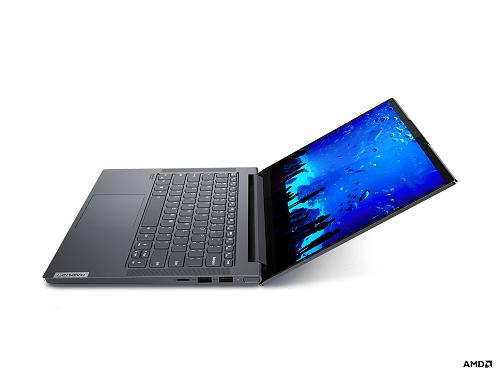 Lenovo Yoga Slim 7 prenosnik, siv (82A2004TSC)