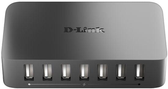 D-Link USB hub 7 porty (DUB-H7)