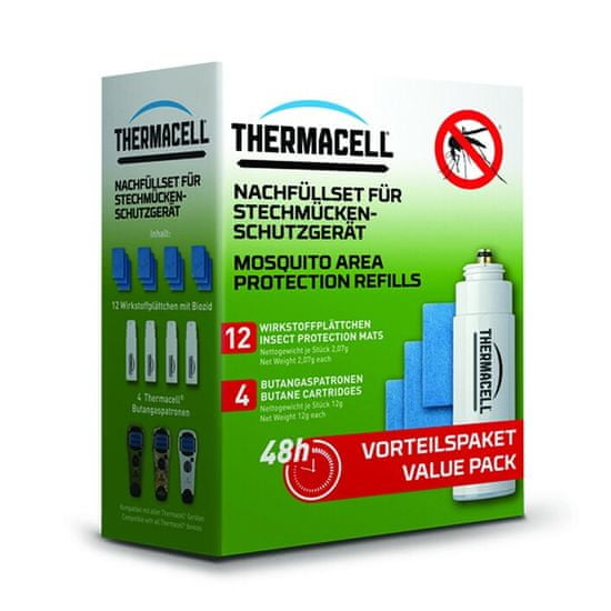 Thermacell Refill za 48 ur R-4