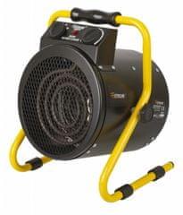 Hoteche Elektrický priamotop - teplovzdušný ventilátor 2000 W - HOTECHE
