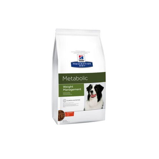 Hill's Metabolic hrana za pse, s piletinom, 1,5 kg