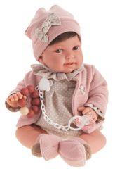 Antonio Juan 3306 Pipa realistična punčka