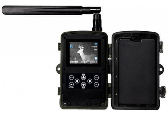 Evolveo StrongVision 4GA, 4G LTE / fotócsapda alkalmazással