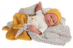 Antonio Juan 33113 Nico realistická panenka miminko