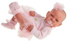 Antonio Juan 5085 Bailarina realistična lutka