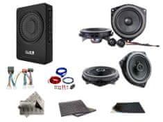 Awave SET - kompletní ozvučení do Toyota 4Runner (2003-2009) - UPGRADE 2