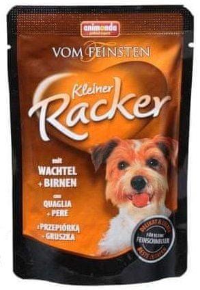 Animonda VF kapsička KLEINER RACKER - křepelka + hruška 16 x 85g