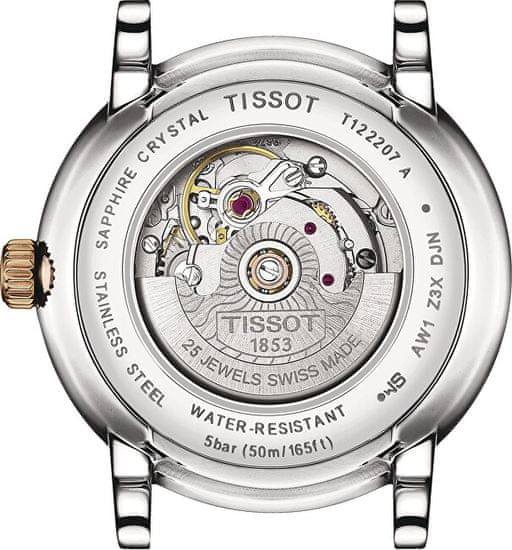 Tissot Carson Automatic Lady T122.207.22.033.00