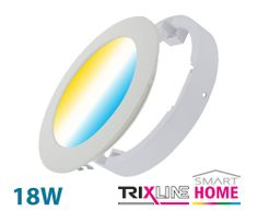 Bateriecentrum Trixline SMART HOME TR SH304 18W 3CCT