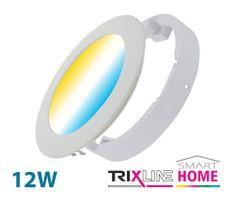 Bateriecentrum Trixline SMART HOME TR SH303 12W 3CCT