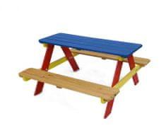 shumee Kerti gyerekbútor készlet PIKNIK - 90 cm