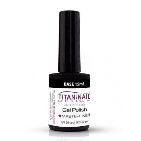 Titan Nail Design UV/LED lak za nohte (Gel Polish) Base coat - 15ml