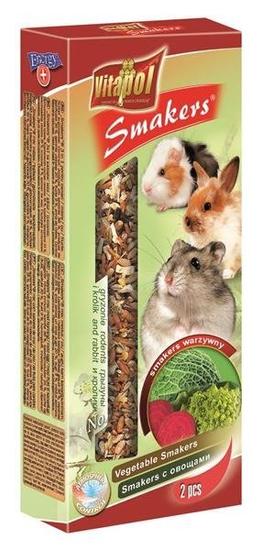 shumee Vitapol smakers dla gryzoni i królików - warzywny 2 szt.